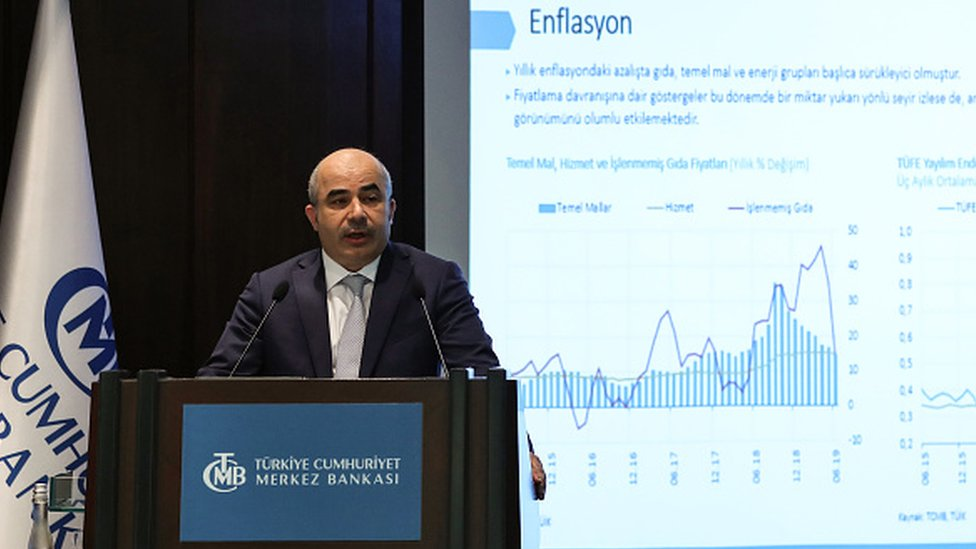 Merkez Bankası Başkanı Murat Uysal