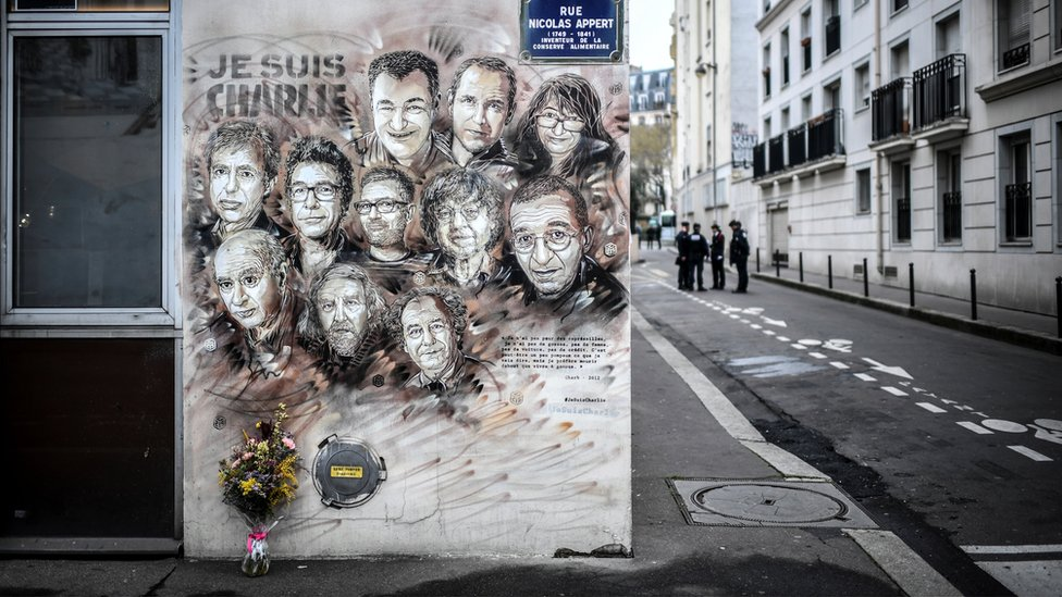 Charlie Hebdo: Fourteen suspects to face trial over Paris massacre thumbnail