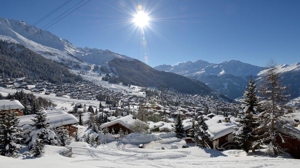 Verbier, Suiza