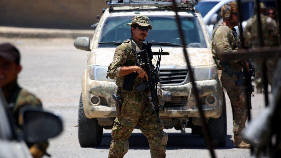 SAD vojska u Siriji