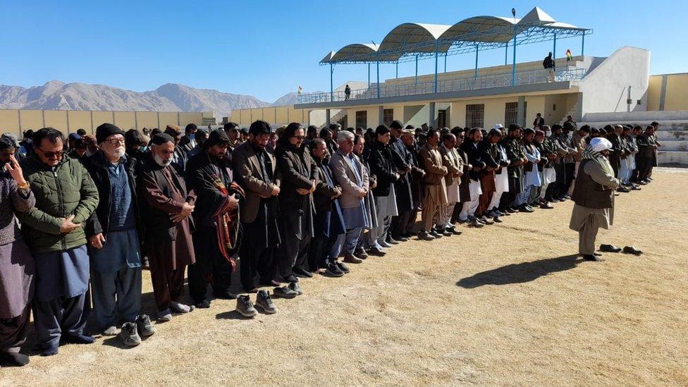 کریمہ بلوچ: بلوچستان کے شہر کوئٹہ میں سماجی کارکن کی غائبانہ نمازِ جنازہ ادا