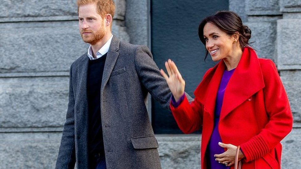 Meghan and Harry 'don't know' sex of the royal baby