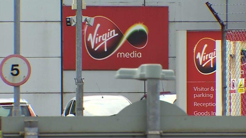 800 Jobs Cut As Virgin Media To Shut Swansea Call Centre Bbc News