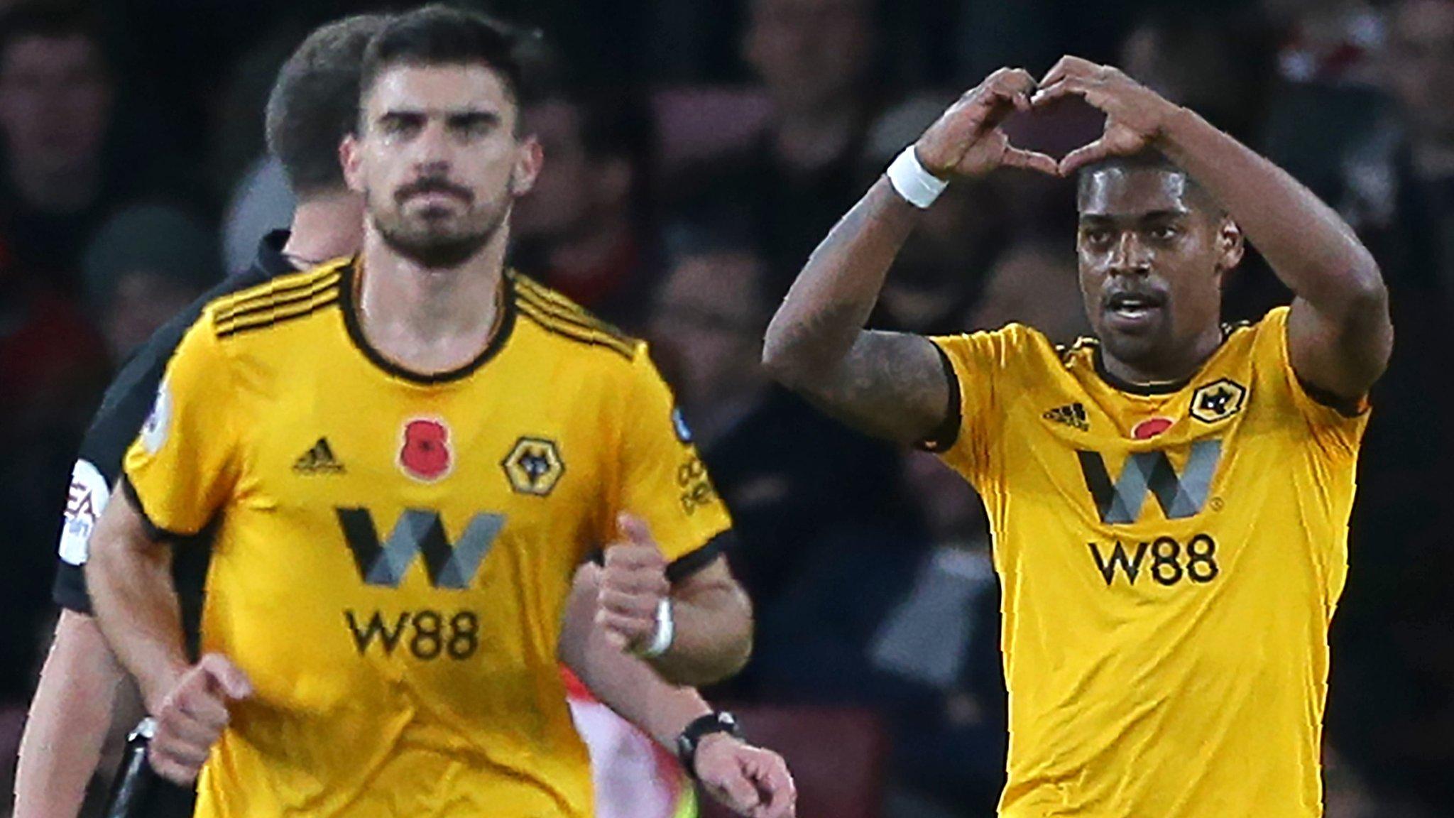 Arsenal 1-1 Wolverhampton Wanderers: Mkhitaryan rescues Gunners