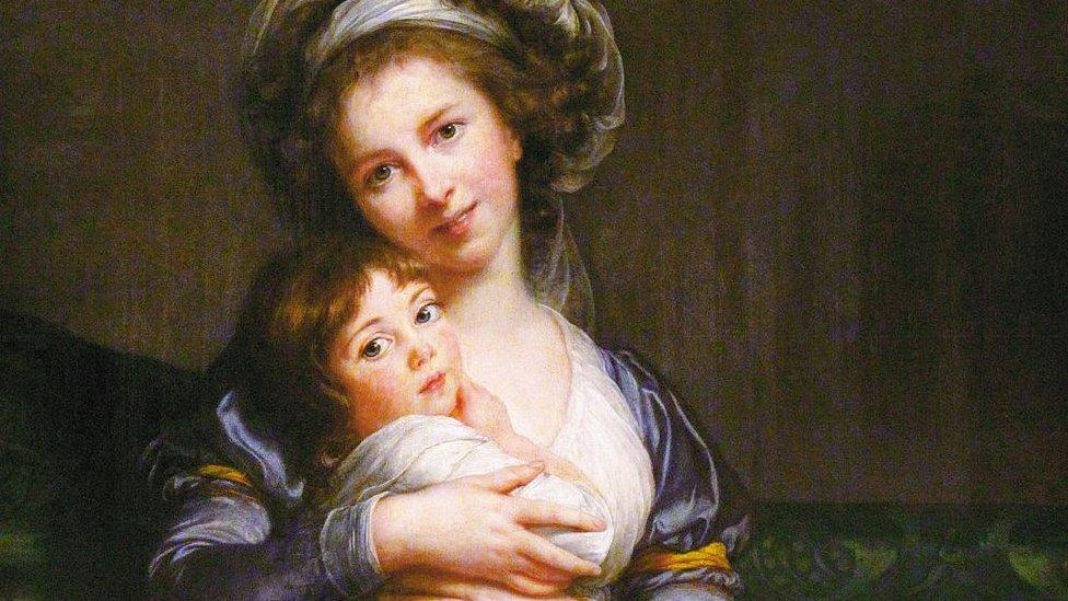 Autorretrato Madame Vigée-Le Brun et sa fille