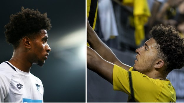 Hoffenheim v Dortmund - battle of the English youngsters in the Bundesliga