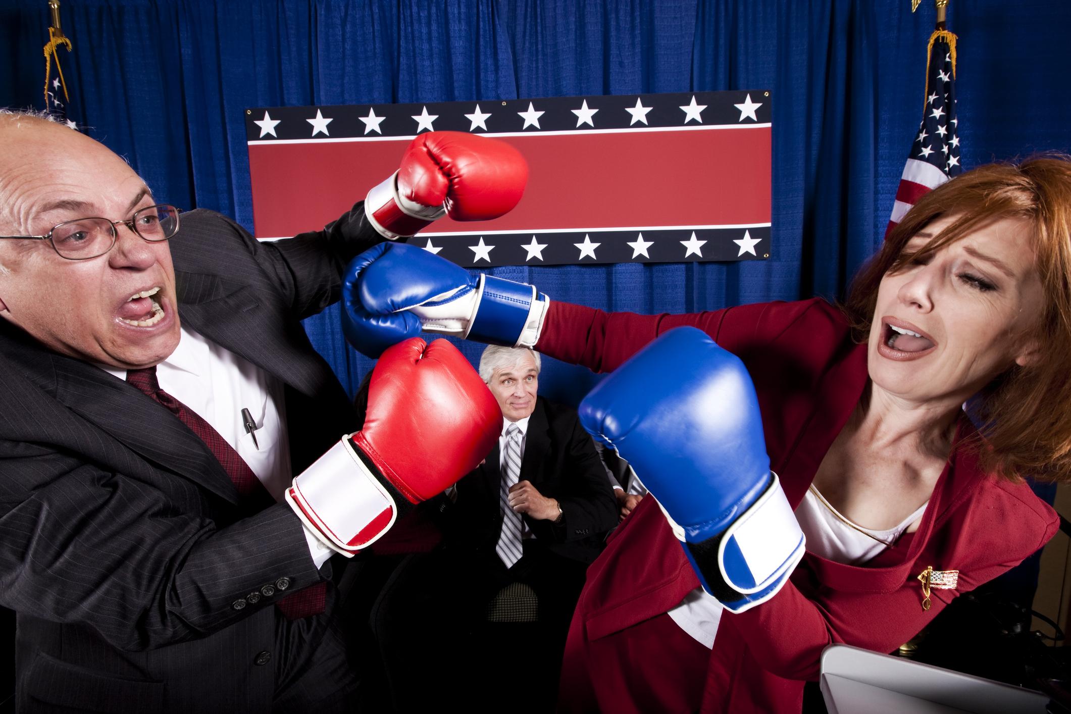 polarización política