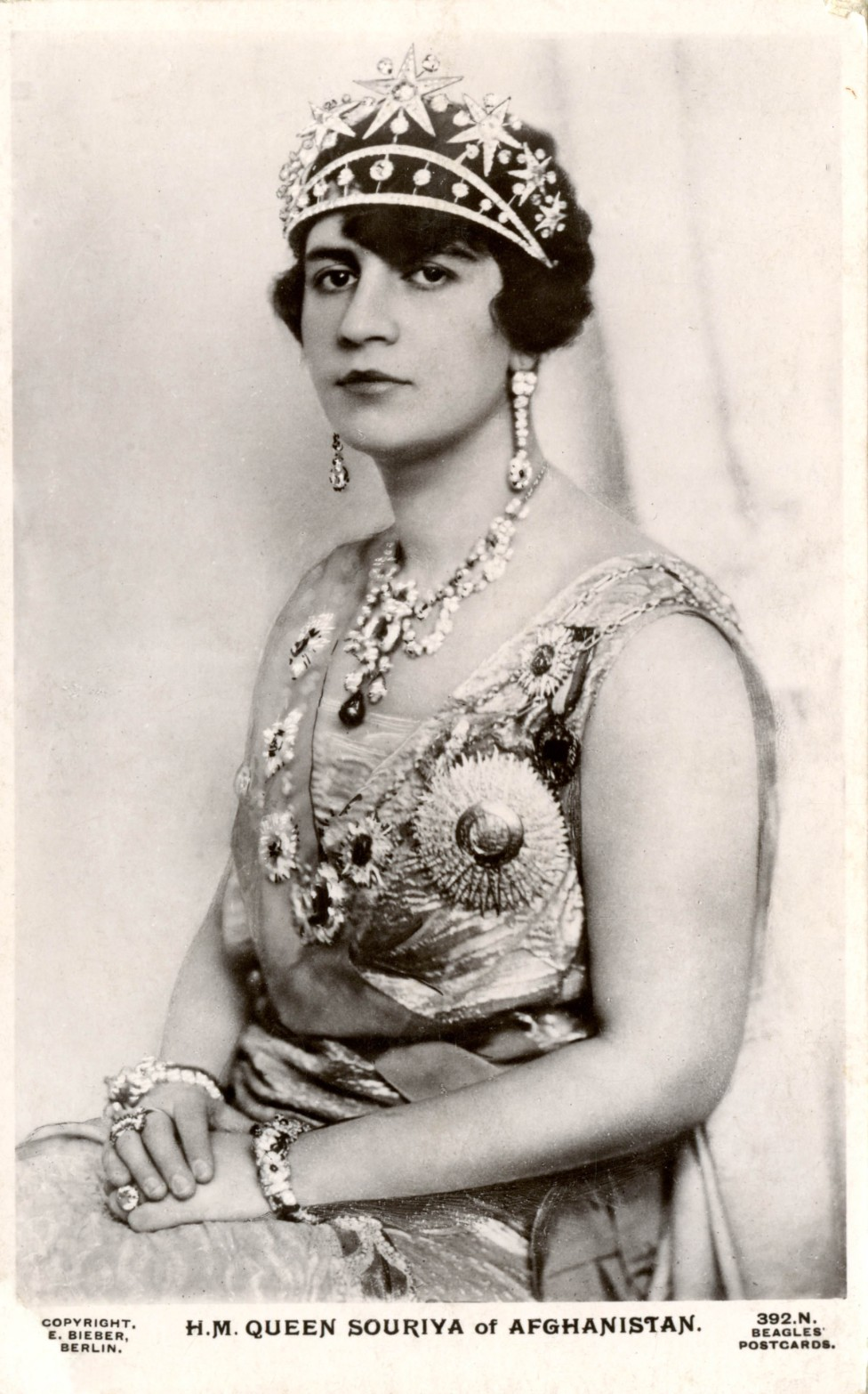 Reina Soraya Tarzi