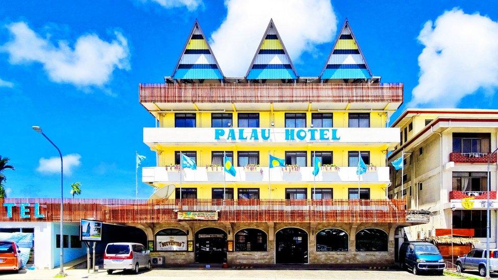 Hotel Palau, Koror