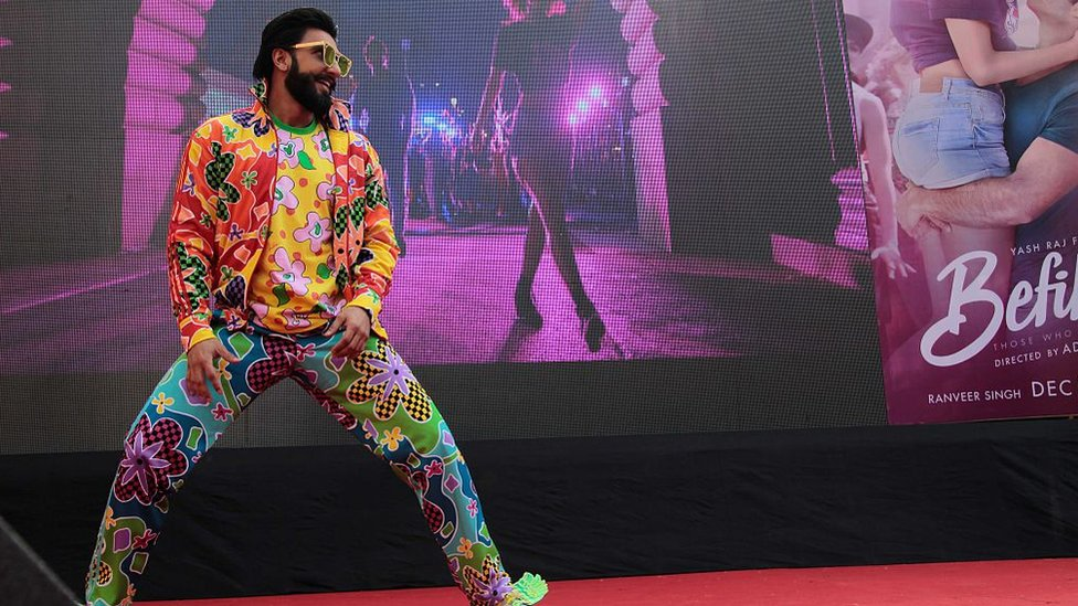Ranveer Singh: The Bollywood star known for his outlandish wardrobe - BBC  News