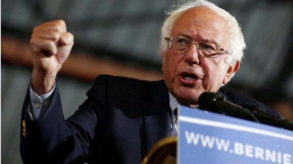 Bernie Sanders announces second US presidential bid