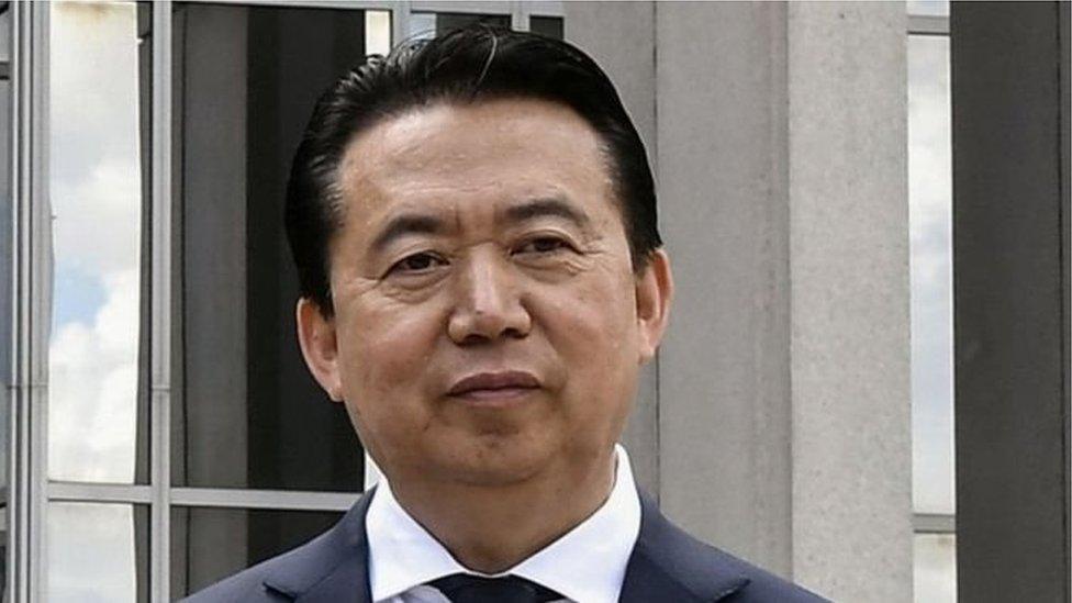 Очільник Інтерполу Мен Хунвей зник під час поїздки до Китаю