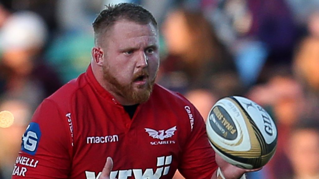 Lee and Thomson miss Scarlets' game with Ulster