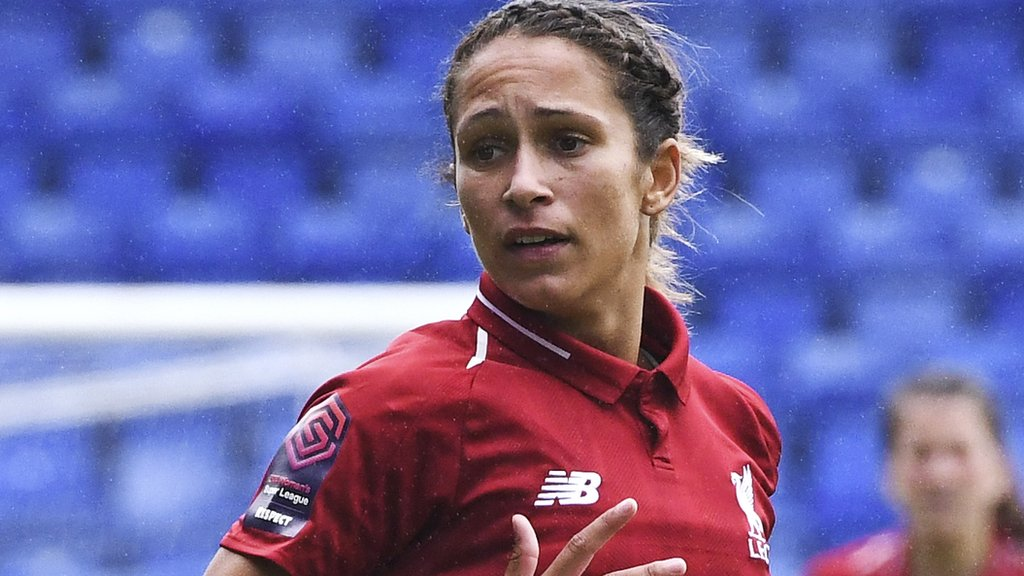 Yeovil Town Ladies 1-2 Liverpool Women: Courtney Sweetman-Kirk scores winner