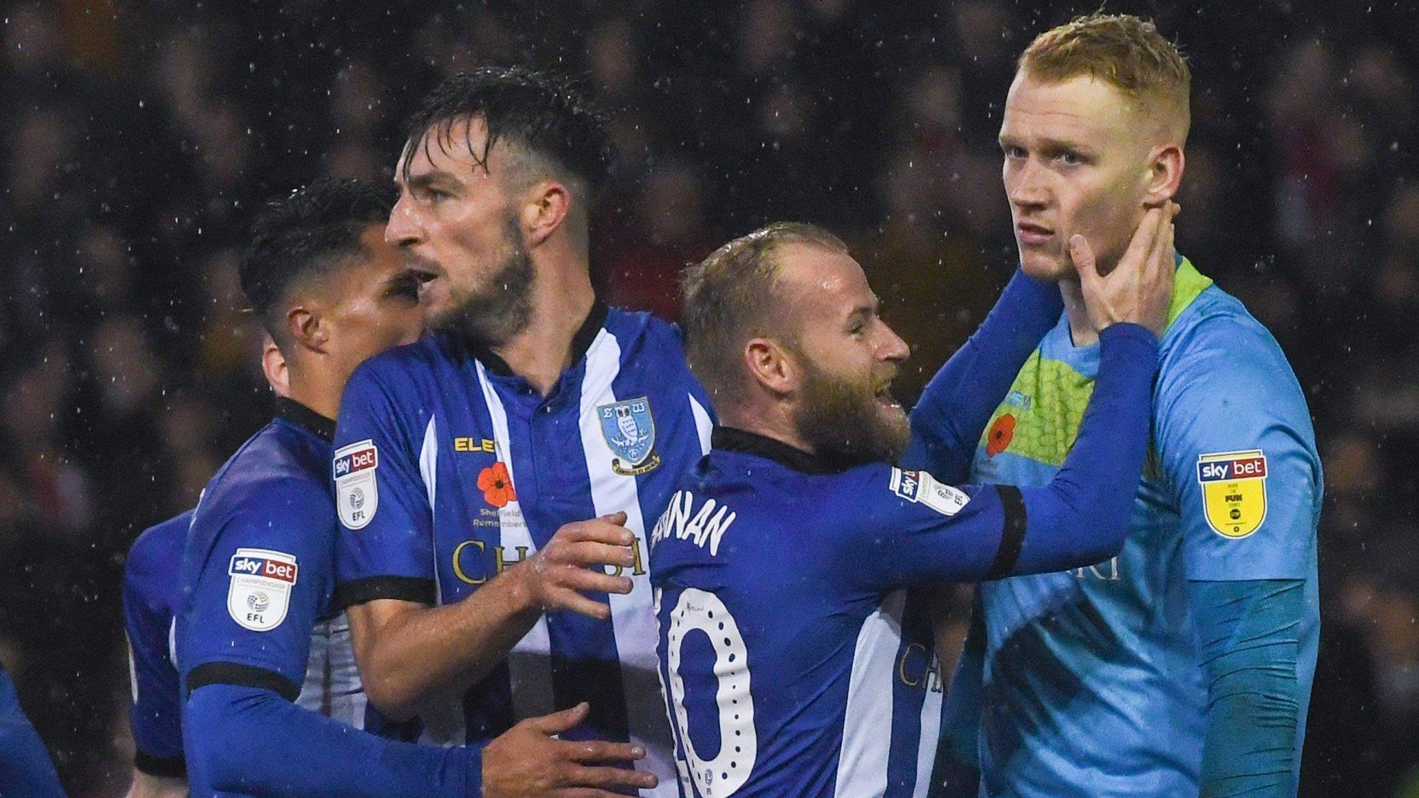 Sheffield United 0-0 Sheffield Wednesday: Cameron Dawson penalty save earns Owls draw
