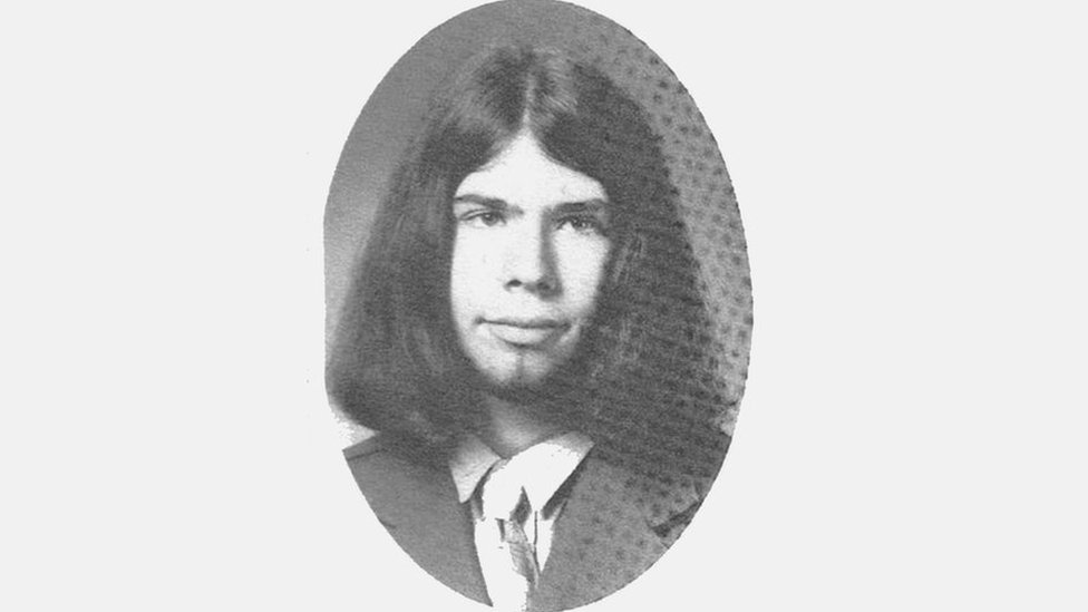 School photo of Glenn Weiser