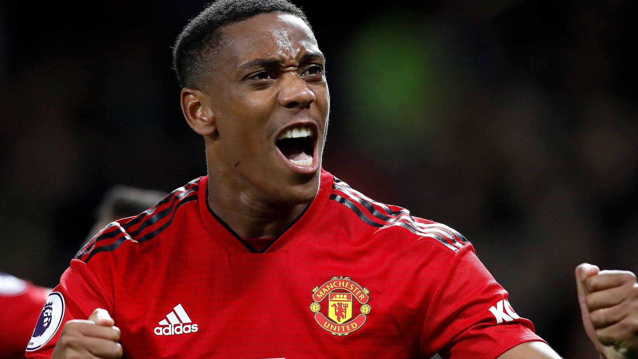 Martial still eyeing Man Utd exit - gossip