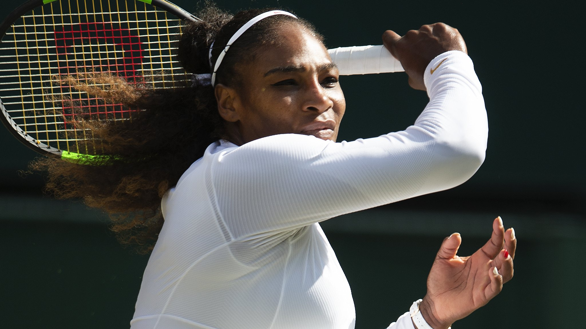 Williams returns to world's top 30 after run to Wimbledon final