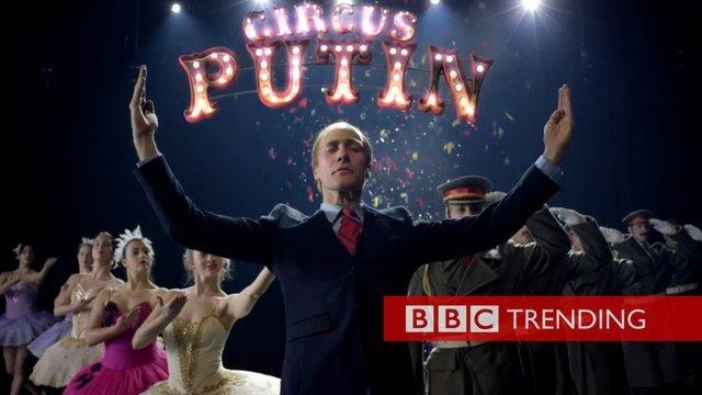 Putin, put-out