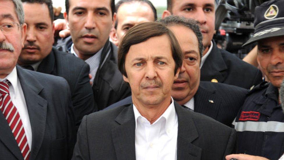 سعيد بوتفليقة هو الشقيق الأصغر للرئيس الجزائري المخلوع