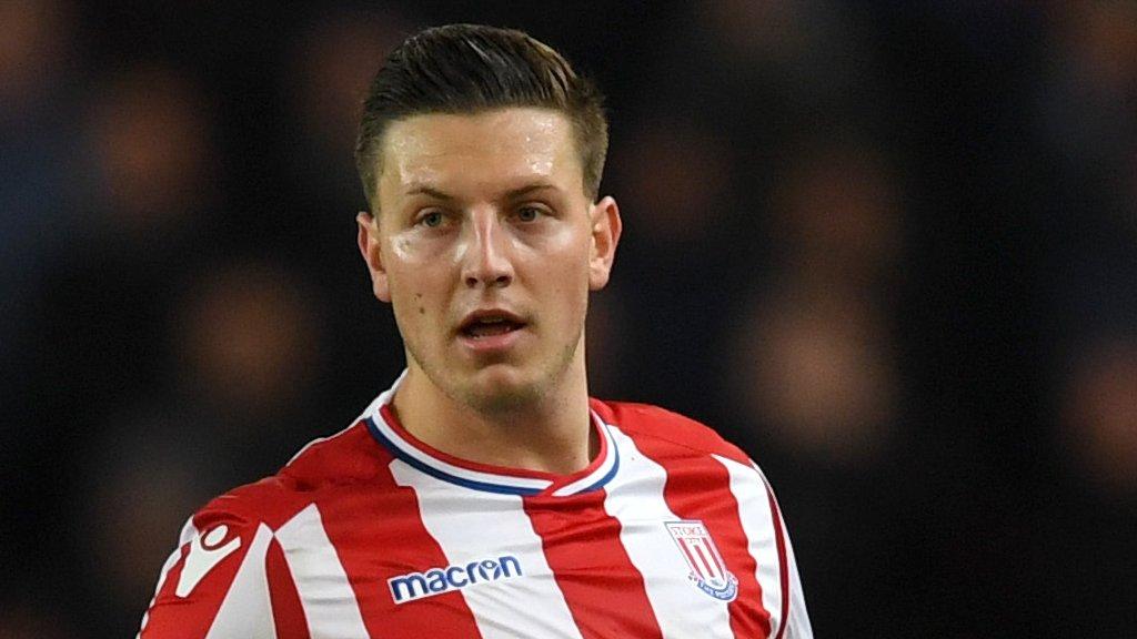 Stoke City: Defender Kevin Wimmer joins Hannover on loan