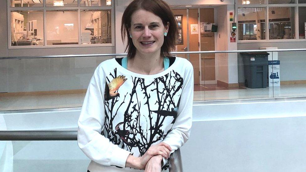 Freya Burton de LanzaTech
