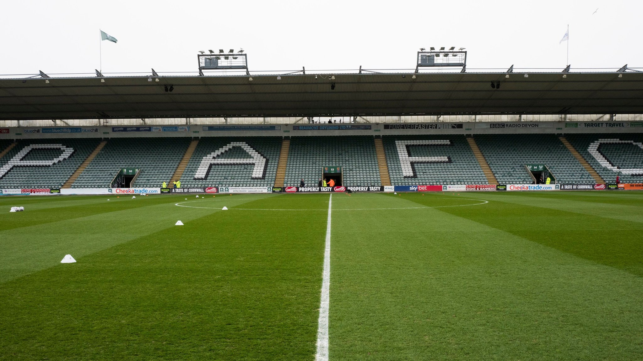 Plymouth Argyle: Andrew Parkinson to replace Michael Dunford as chief executive