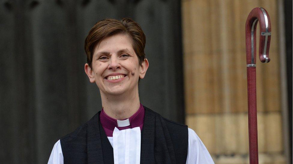 Right Reverend Libby Lane
