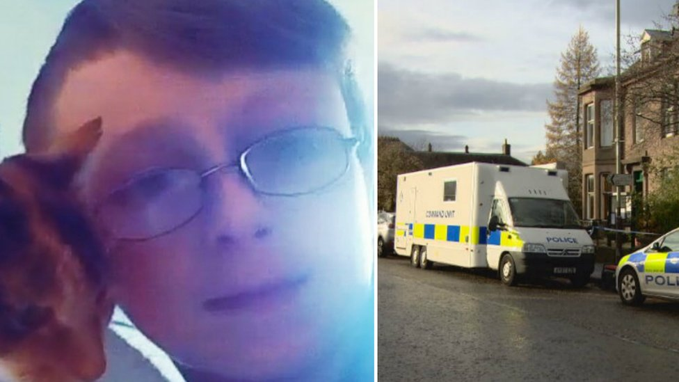 Tributes paid to boy, 10, who died in Coupar Angus incident