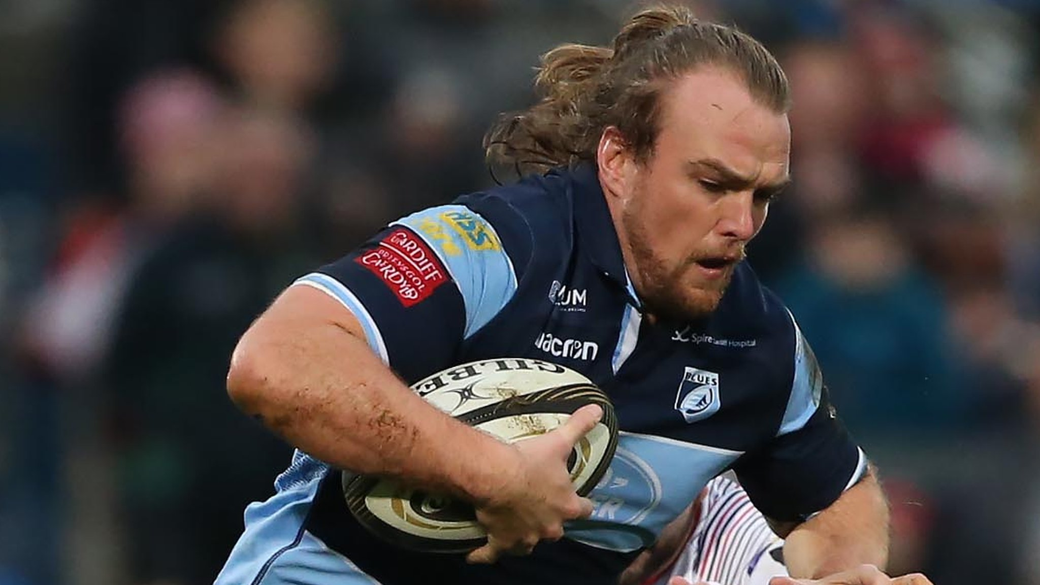 Kristian Dacey: Cardiff Blues hooker named captain for rest of the season