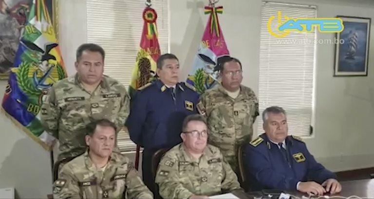 Alto mando militar