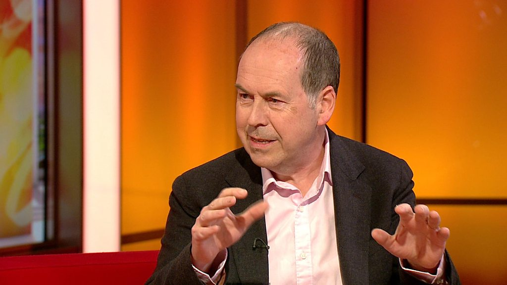 Rory Cellan-Jones: BBC sought advice after live broadcast