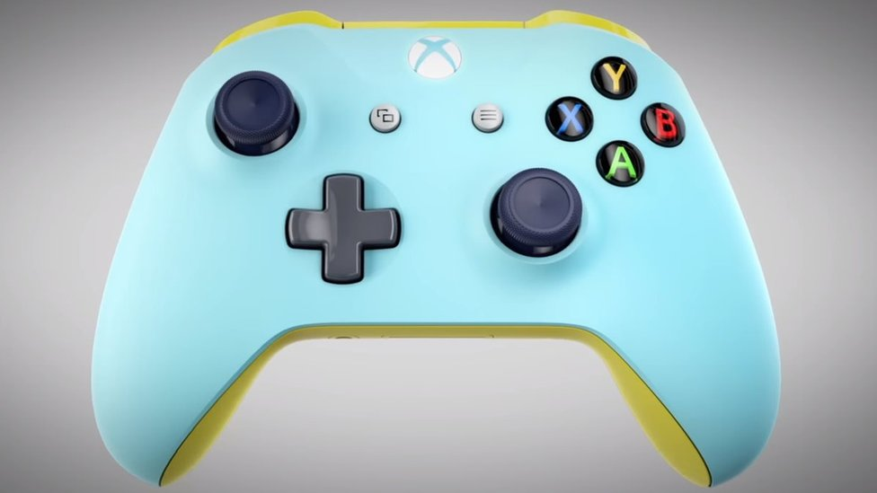 Customised controller