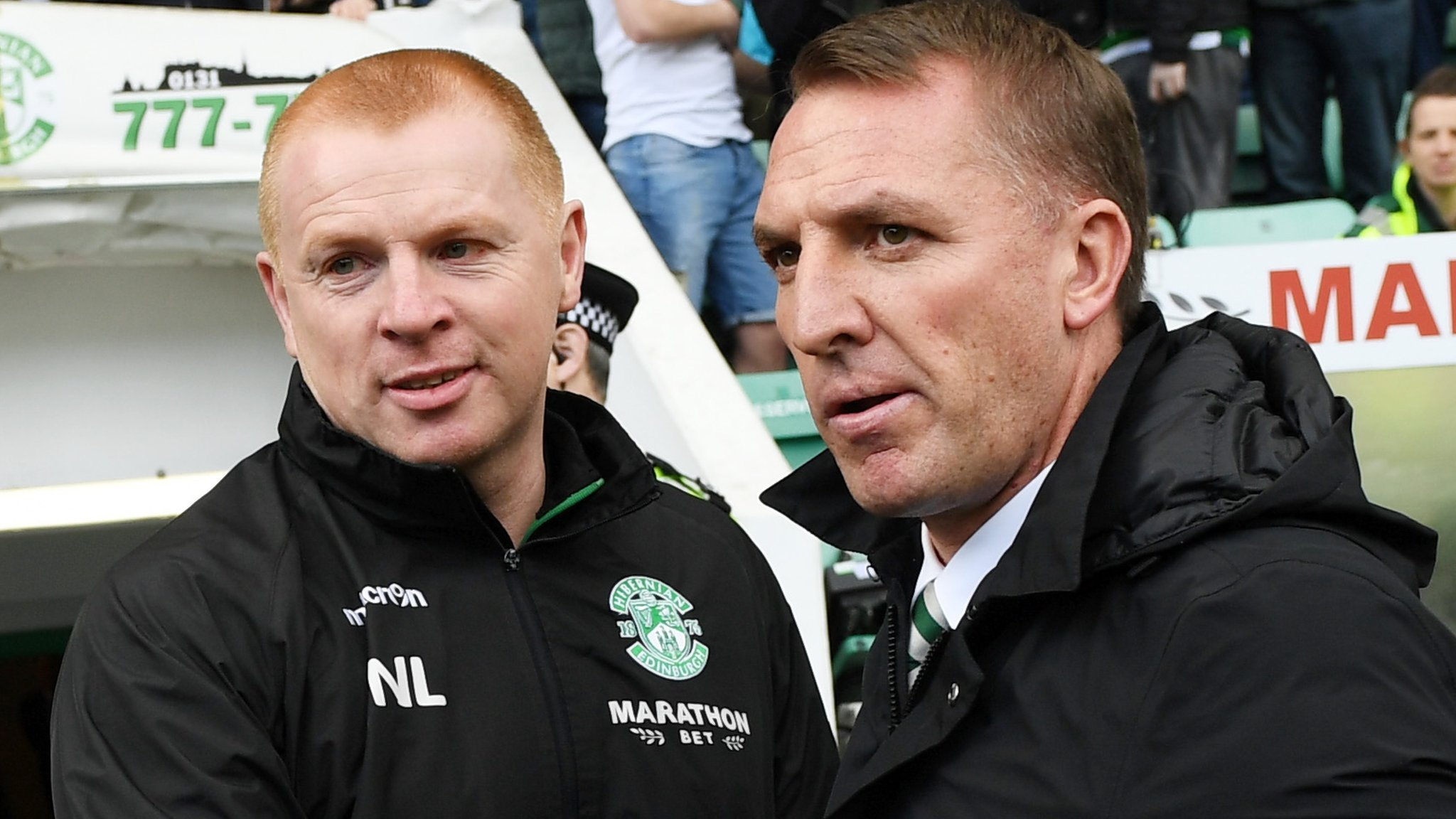Lennon backs Rodgers' Celtic to bounce back