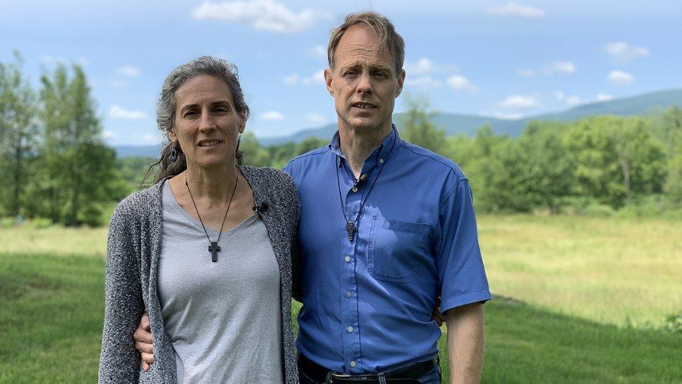 Nadia Milleron y Michael Stumo