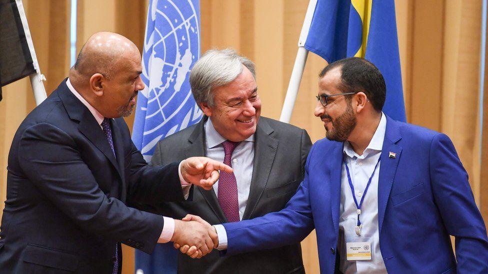 توصل الجانبان إلى اتفاق يتضمن تبادل 15 ألف أسيرًا في 2018