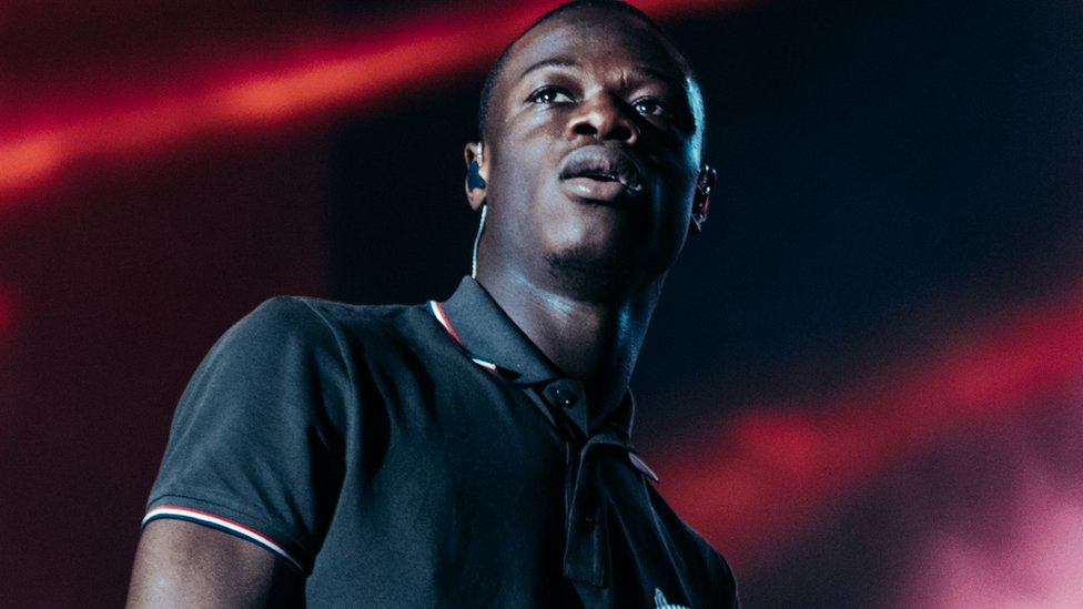 J Hus arrested and charged with carrying knife