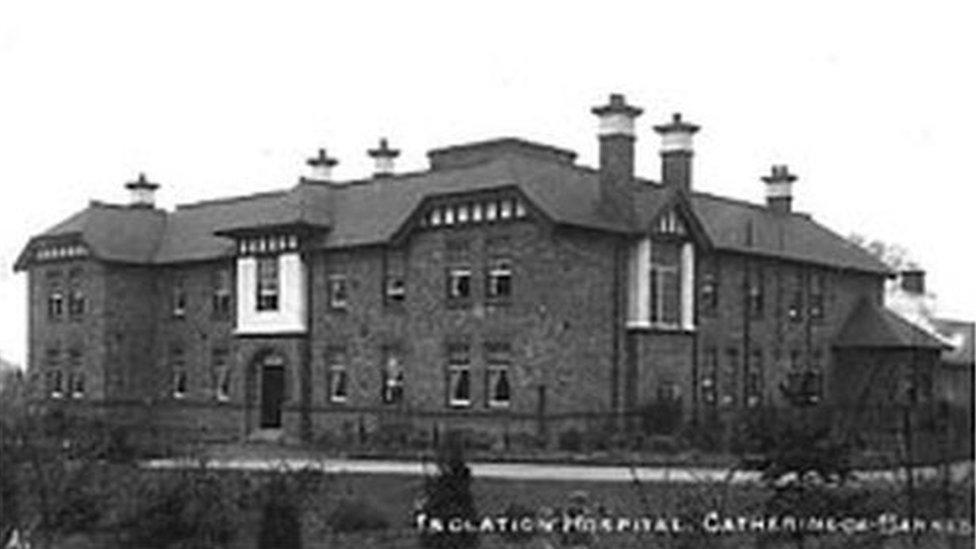 Catherine-de-Barnes Isolation Hospital
