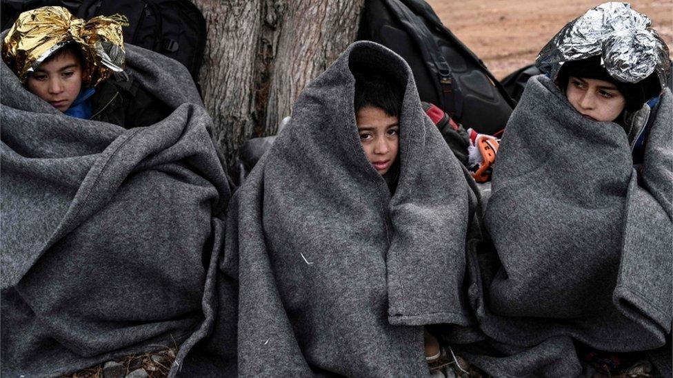 阿富汗難民