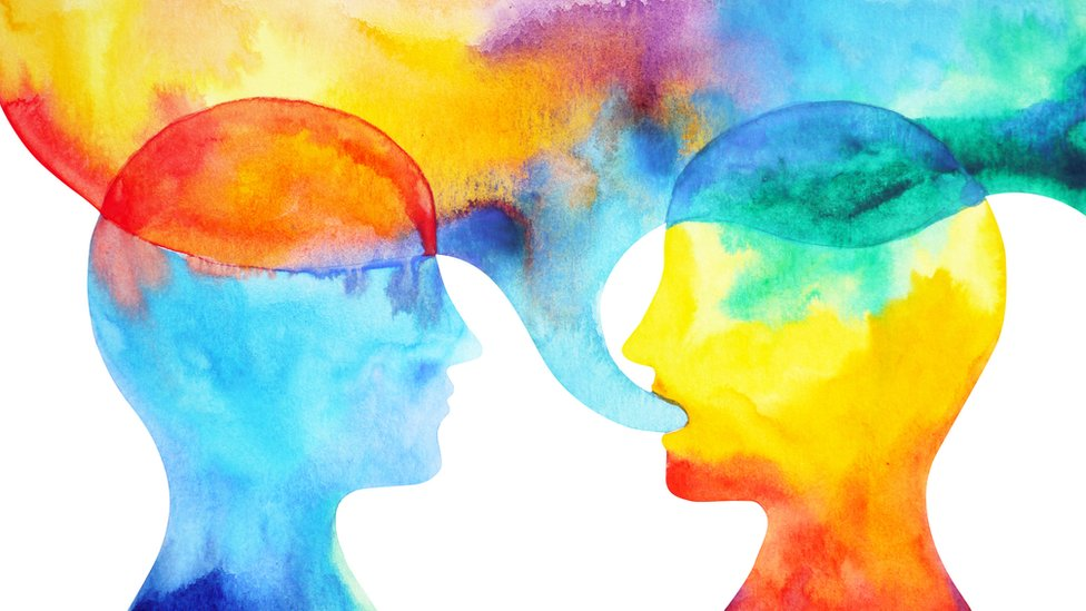 Mental health: Finding someone to talk to