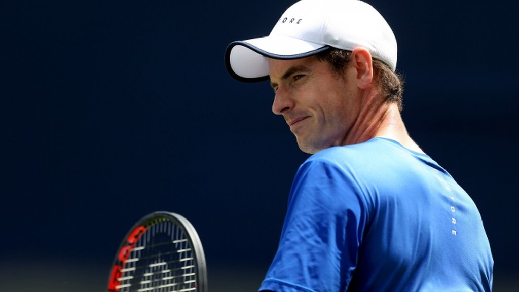 Andy Murray to partner Marcelo Melo in Eastbourne doubles