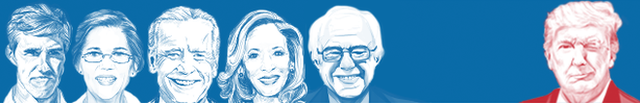 candidate banner