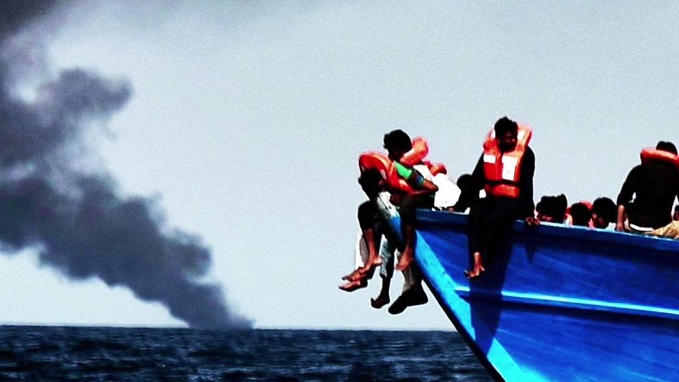 Europe migration: 'Horrific experiences' on the crossing from Libya
