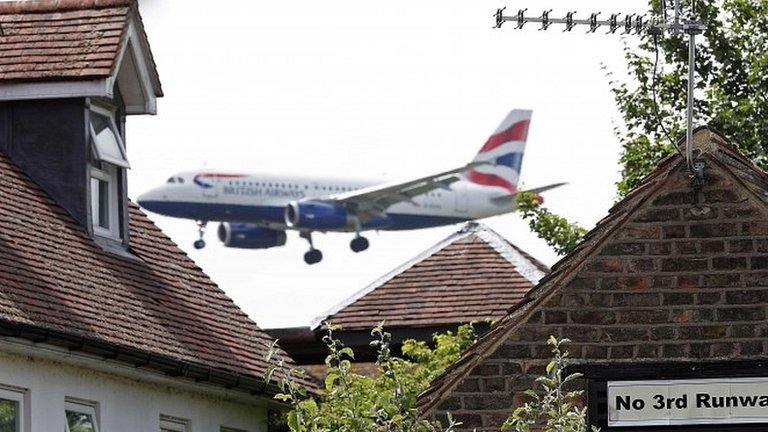 Heathrow Airport: MPs to vote on third runway