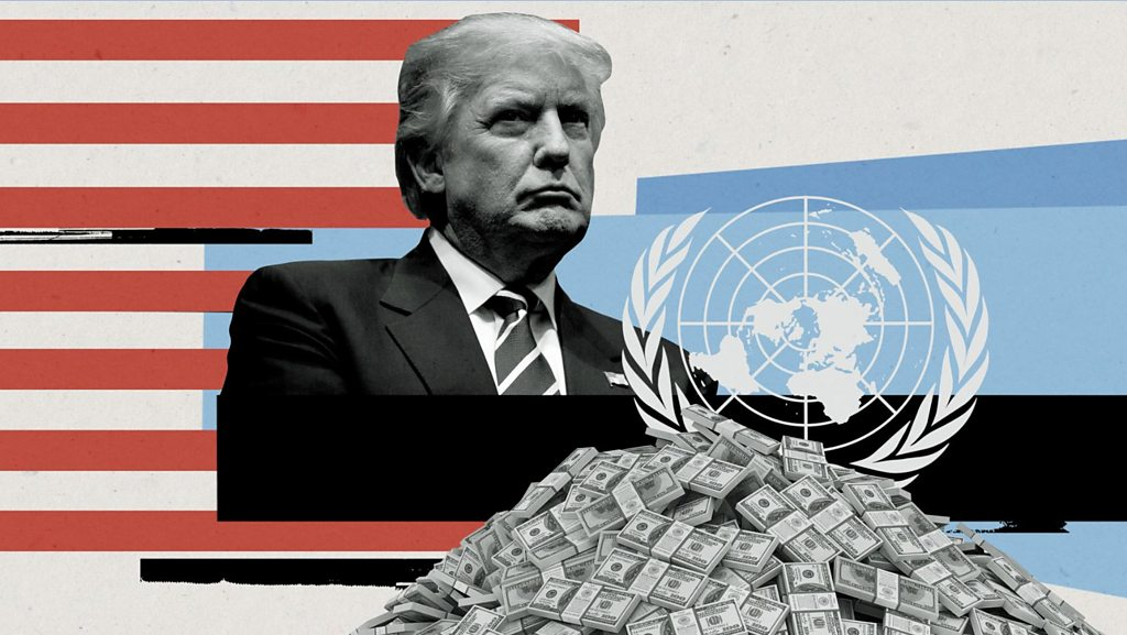 Reality Check: Does America pay too much to the UN?