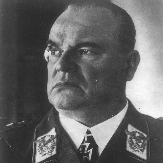 General Hugo Šperl