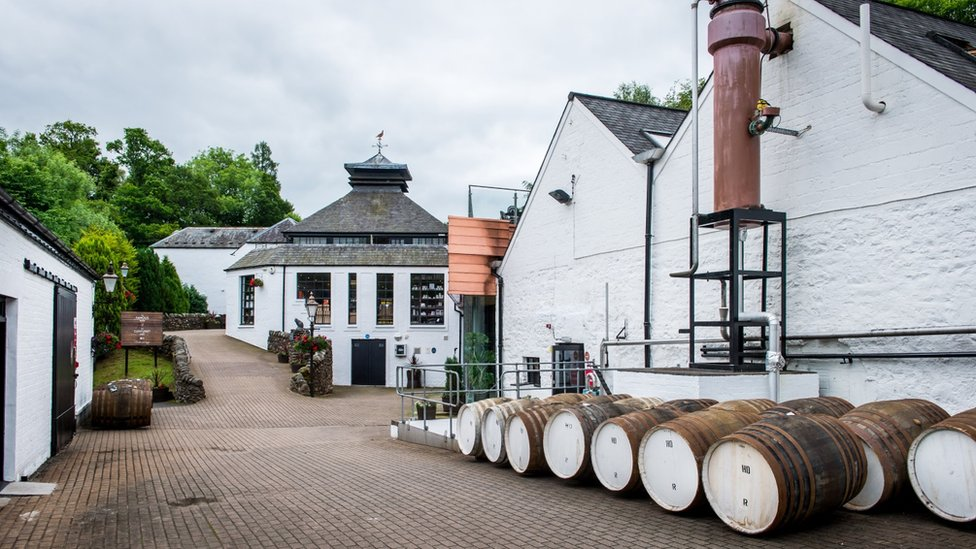 Scotland's 'oldest' distillery and whisky brand up for sale