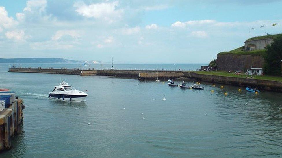 Man dies after Jurassic Coast dive off Dorset