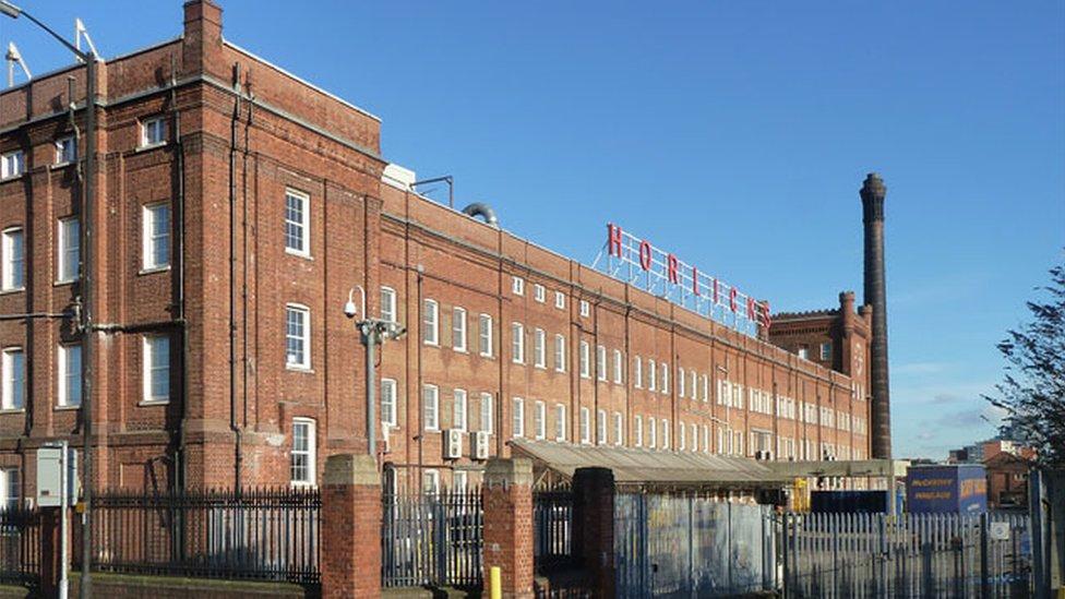 Horlicks Factory, Slough