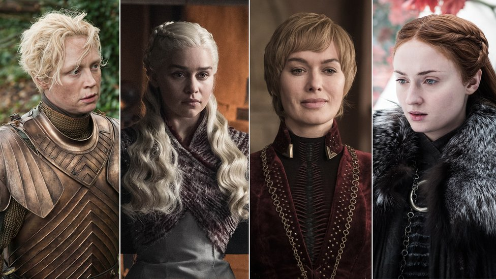 Game of Thrones: How much do its female characters speak?